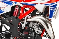 2019 125 RR Race Edition Engine Detail