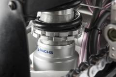 2019 Rear Shock Detail - Hi res