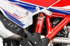 2019 RR 4-Stroke Race Edition Rear Shock Detail