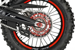 2019 RR 4-Stroke Race Edition Rear Sprocket Detail