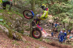 Andreas Niederer Rnd. 5 & 6 National Trials
