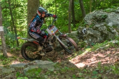 Peters Rnd. 1 & 2 Eastern National Trials 2018