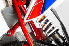MiniCross-E-Rear Shock Close Up